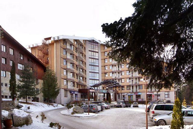 Флора Апарт-отель основной корпус