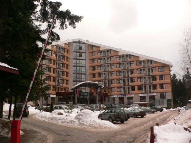 Flora Apartments main building